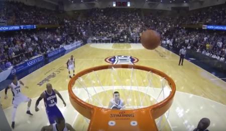 SoCon basketball game file photo