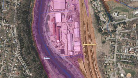 flood map area