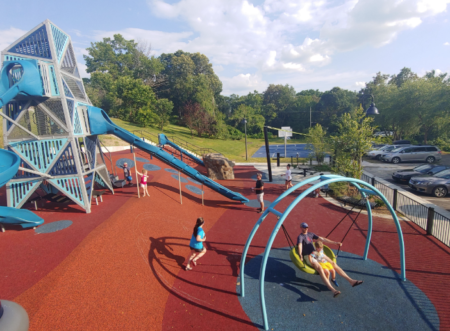 Montford Center playground photo