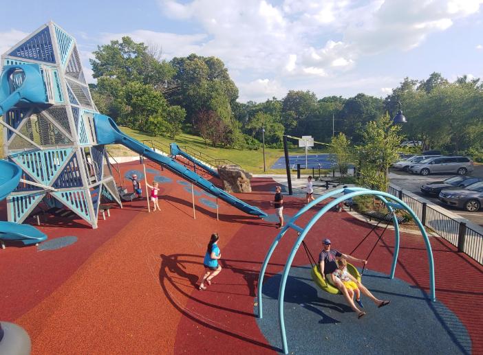 Montford Center playground photo